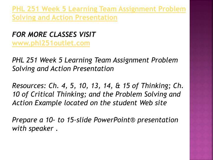 Problem solving essay thesis statement