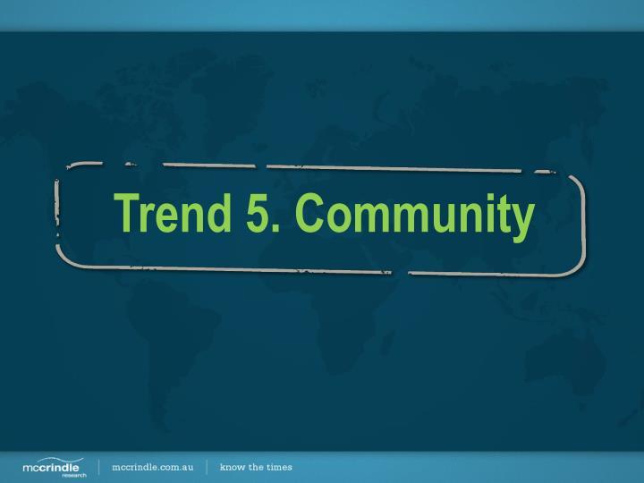 Trend 5.