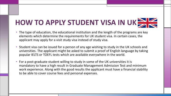 Student Visa - Travel