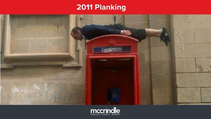 2011 Planking