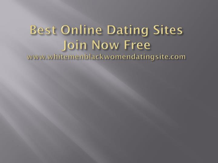 Free black and white dating websites