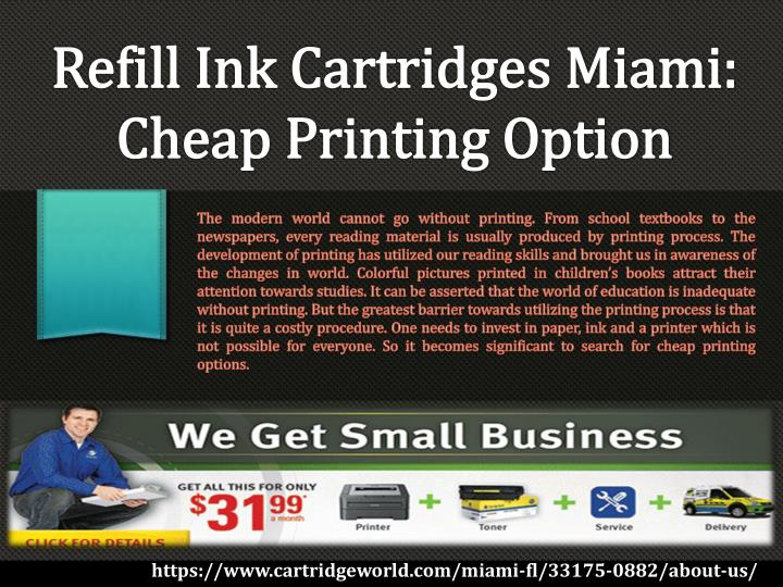 Xumba Printing - Printing Services for Miami, Downtown ...