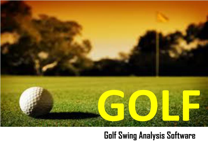 the swing analysis The best swing analyzers use the power of technology to give you guidance and feedback that's comprehensive, accurate and easy to understand the zepp golf 2 analyzer attaches to the back of your glove and produces a 3-d rendering of your swing, then provides instant feedback about modifications you can make to your technique to hit better shots.
