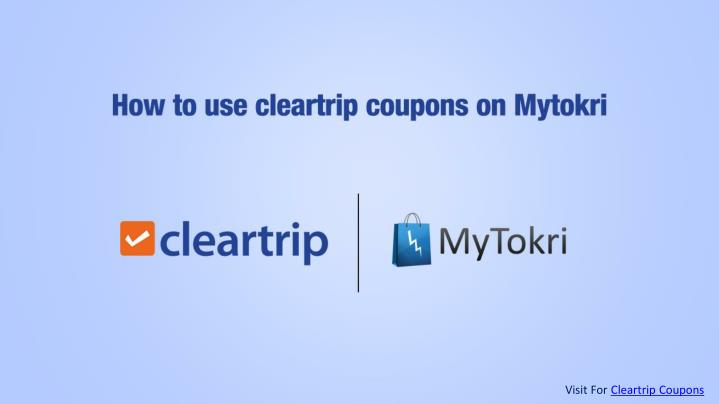 how to get cleartrip id
