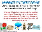 awareness of literacy devices literacy devices1