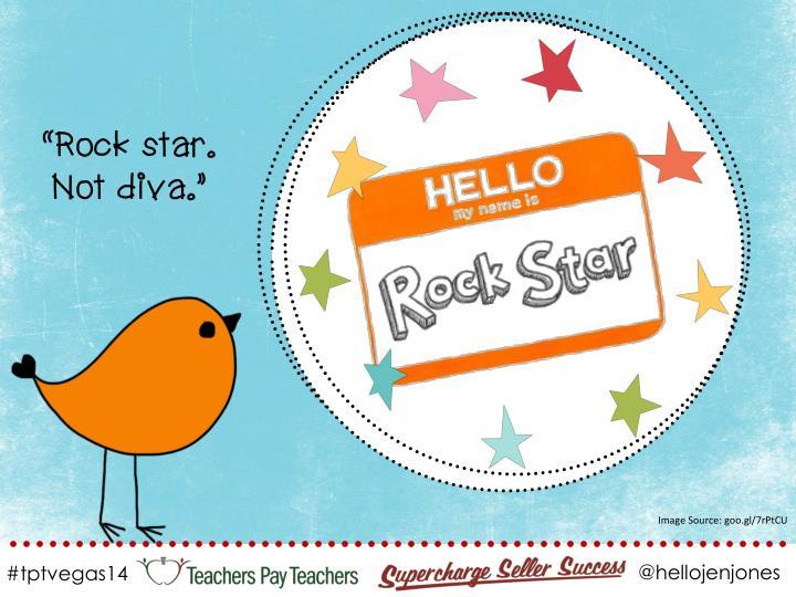"""Rock star."