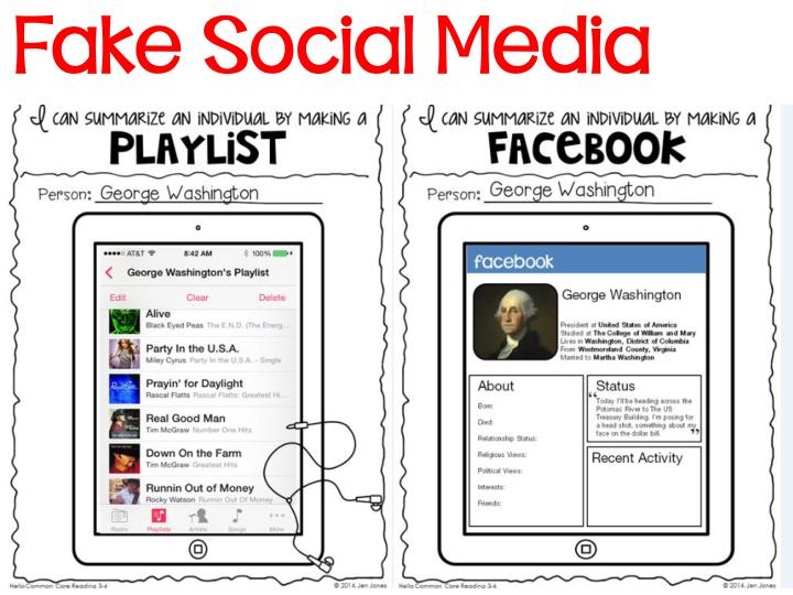 Fake Social Media