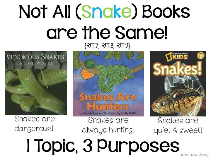 Not All (Snake) Books
