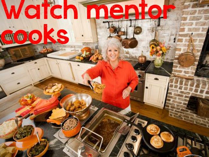 Watch mentor