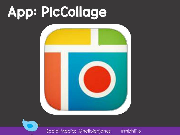 App: PicCollage