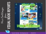 visual book reports