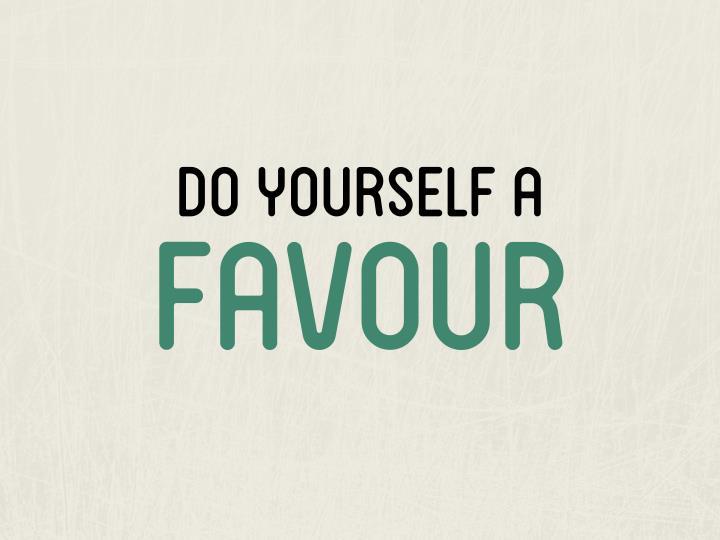do yourself a