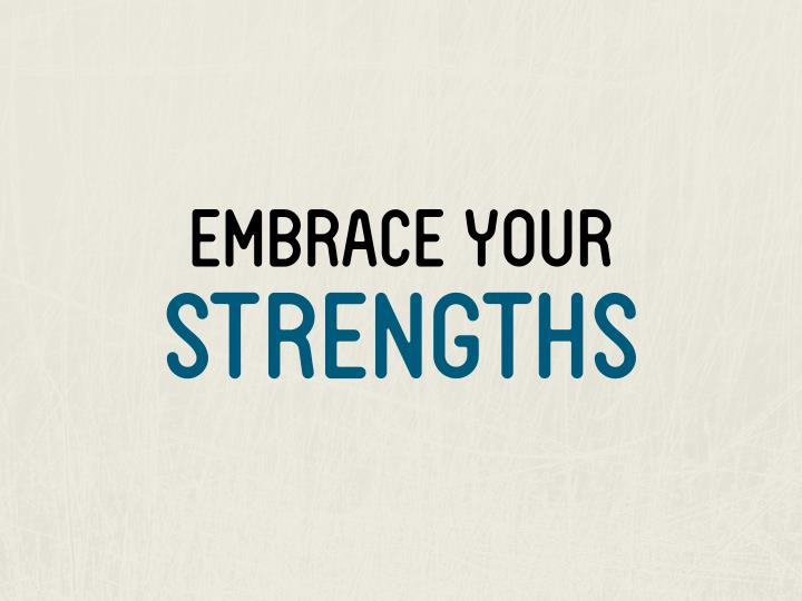 EMBRACE YOUR