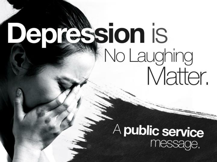 depression it s no laughing matter