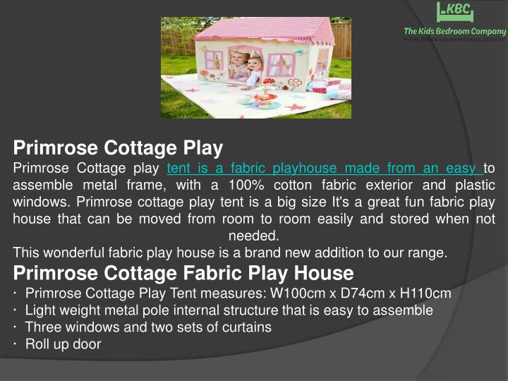 Primrose Cottage Play