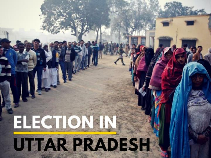 Race in uttar pradesh