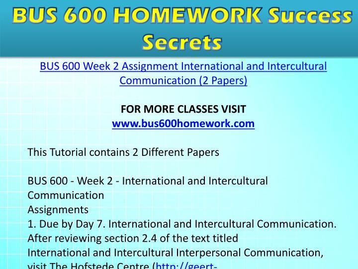 intercultural communication 4 essay