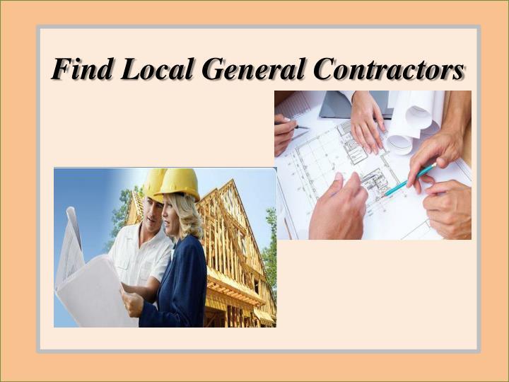 Ppt looking for home improvement contractors in san jose for Find a local builder