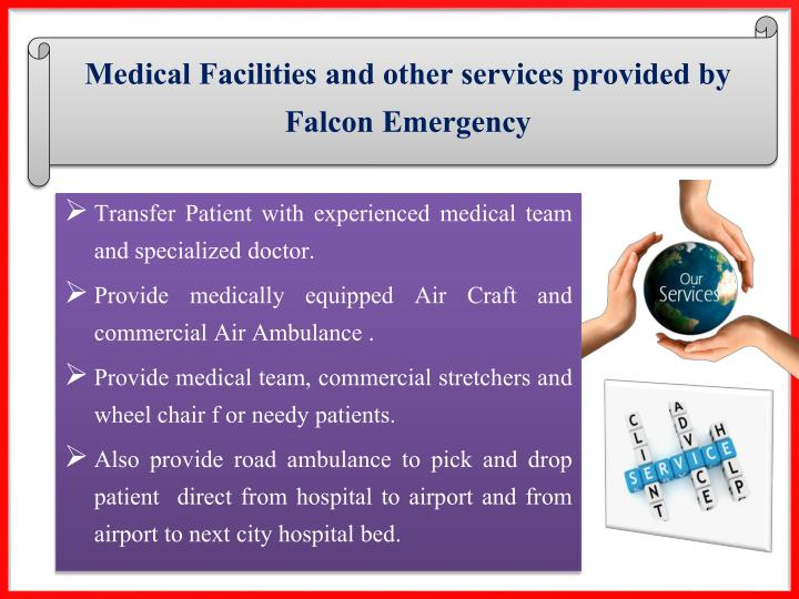 ppt   advanced air ambulance services in kolkata and