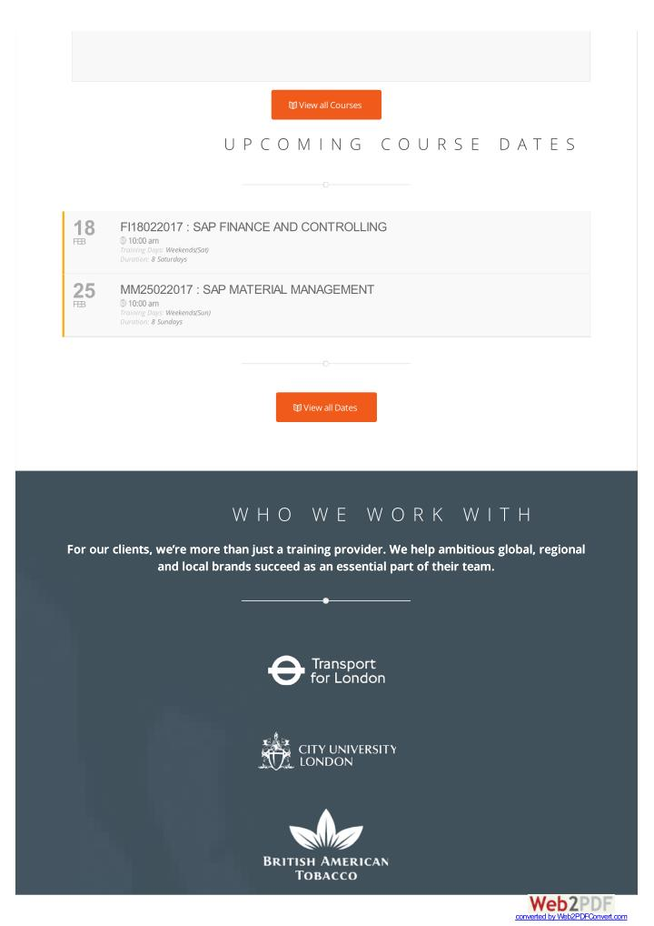 View all courses