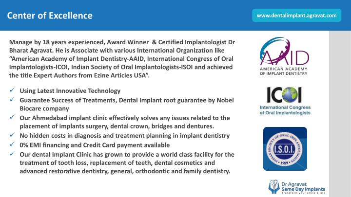 Financing For Dental Implants With Bad Credit
