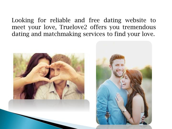 Trusted online dating