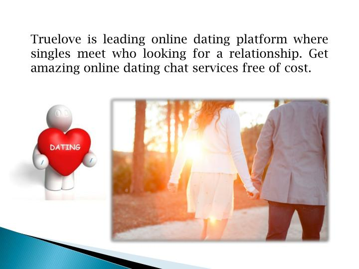 Online free dating chat