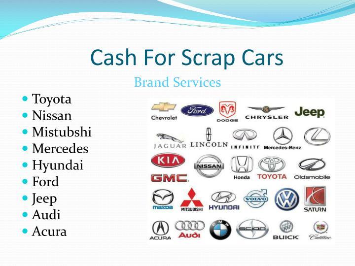 PPT - Cash For Scrap Cars