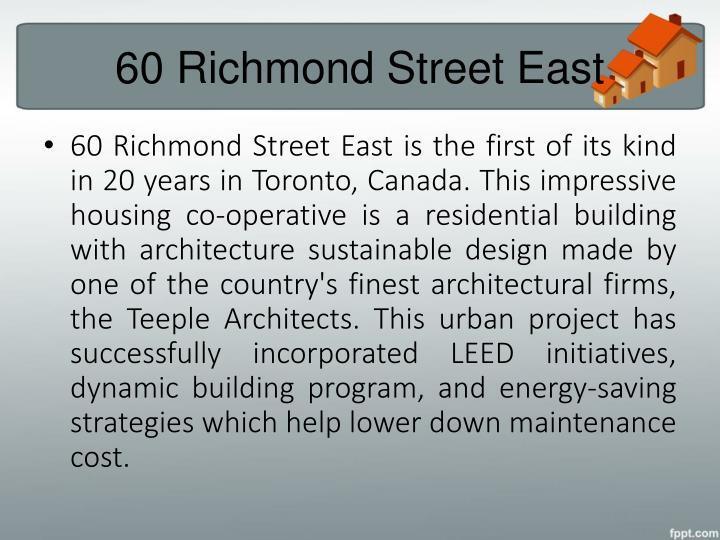 60 Richmond Street East