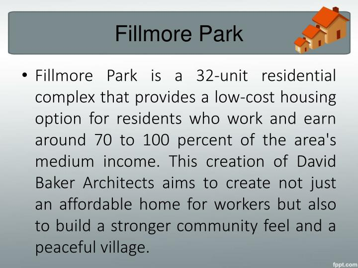 Fillmore Park