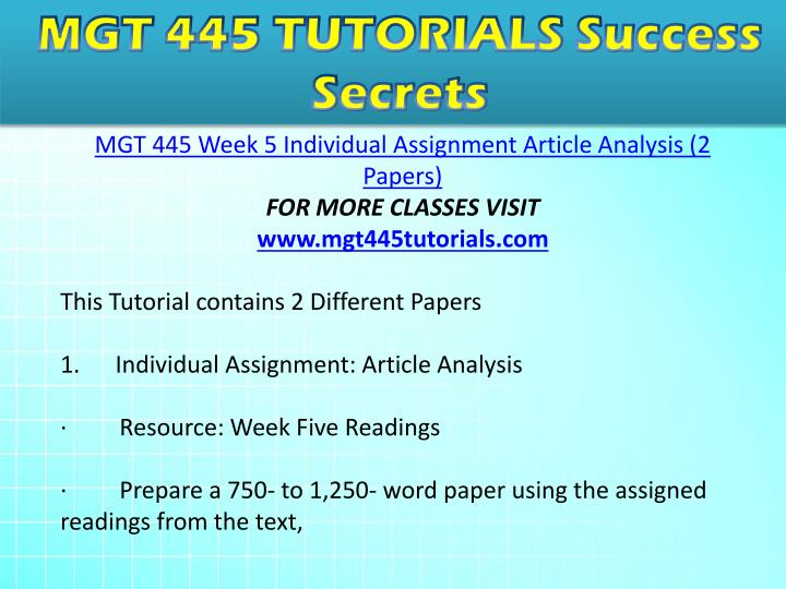 third party conflict resolution paper mgt 445 View essay - rocky_week1_mgt445 from mgt 445 445 at university of phoenix   paper communication and personality in negotiation mgt 445 week 1   third party conflict resolutiondoc university of phoenix mgt 445 445 - winter .