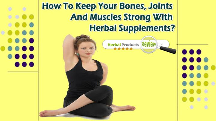 how to get stronger bones and joints