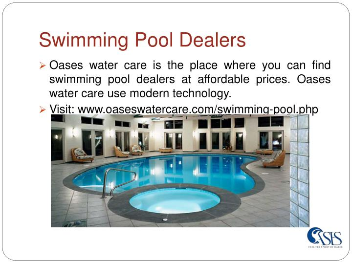 Ppt fountain manufacturers in delhi powerpoint for Swimming pool dealers