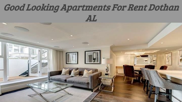 Dothan Apartments For Rent