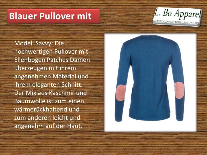 ppt pullover mit patches damen powerpoint presentation. Black Bedroom Furniture Sets. Home Design Ideas