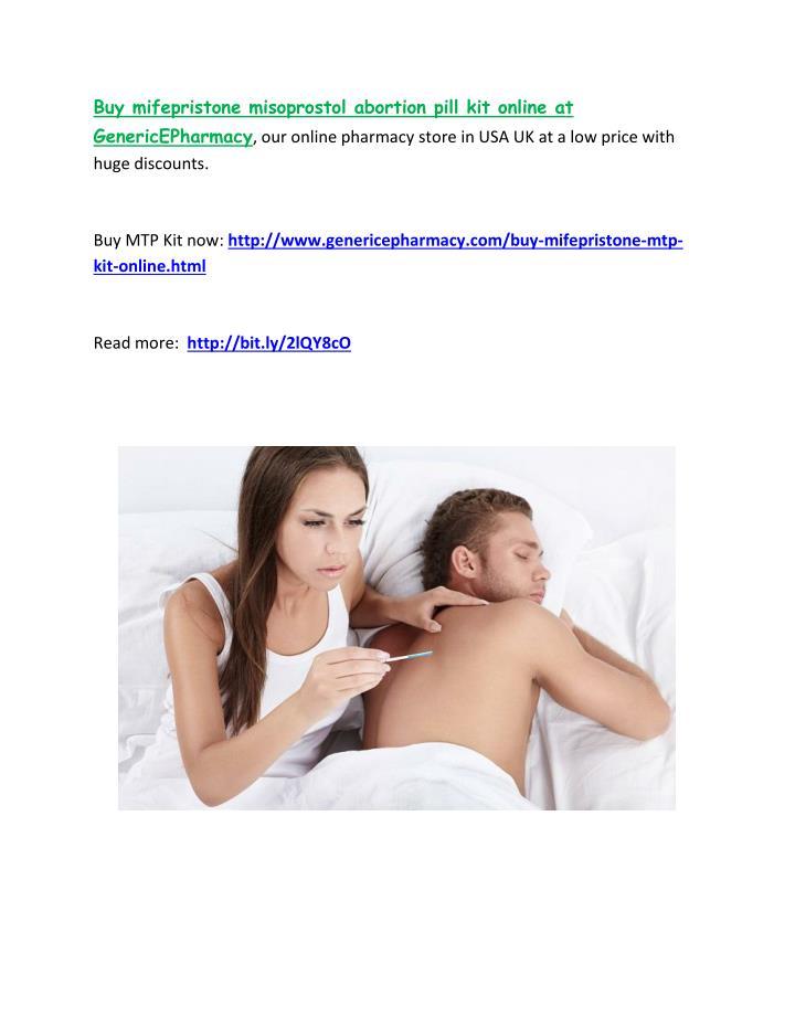 Misoprostol Shop Online