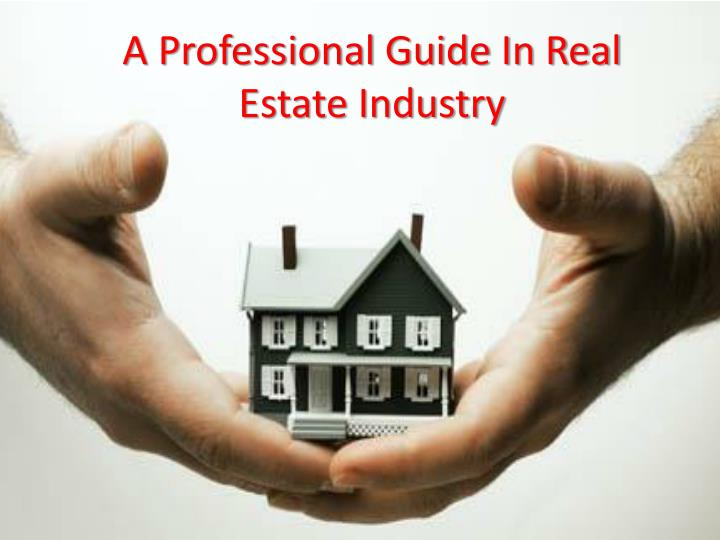 A Professional Guide In Real Estate Industry