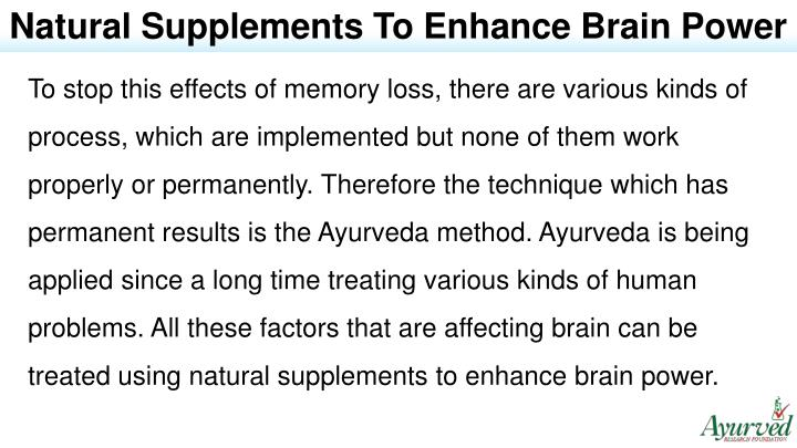 Top brain focus supplements image 1