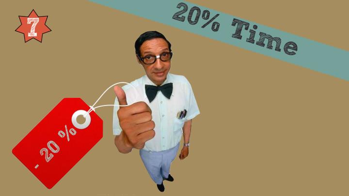 20% Time