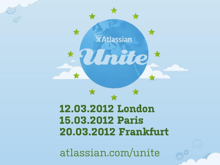 12.03.2012 London