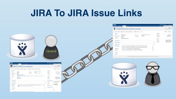 JIRA To JIRA Issue Links