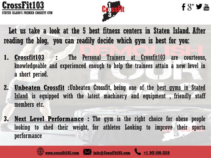 CrossFit103