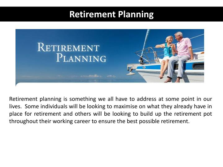 Ppt Importance Of Best Private Corporate Pension And