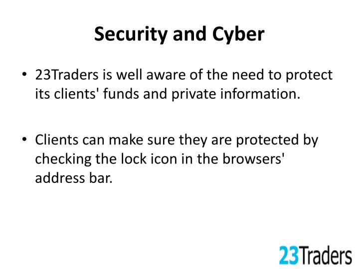 Security and Cyber