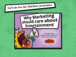 you will also love this slideshare presentation