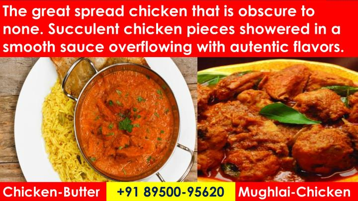 Ppt catering services in mohali powerpoint presentation for Awadhi cuisine ppt