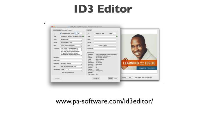 ID3 Editor