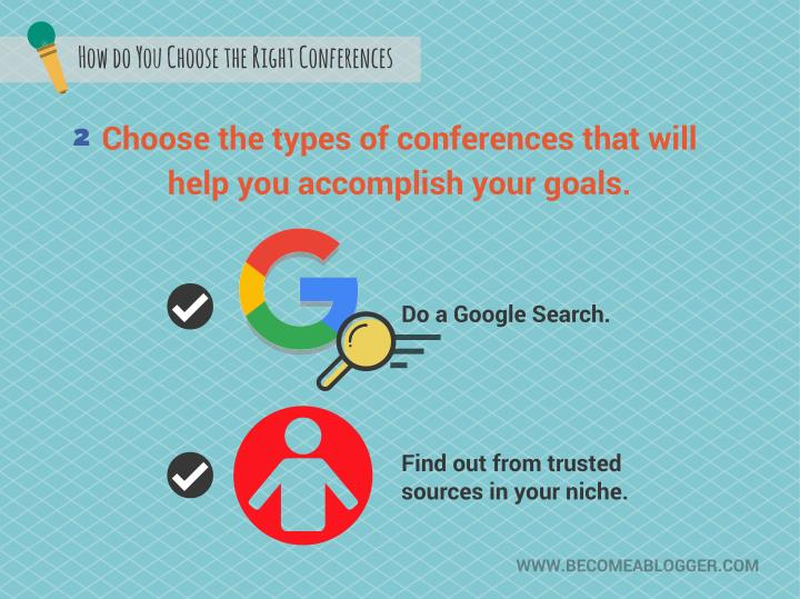 How do You Choose the Right Conferences