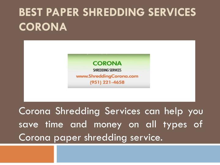 Reasons To Choose Green Country Shredding Over Our Competitors.