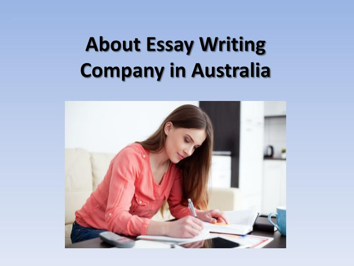 Online Custom Assignment writing services in Australia by expert